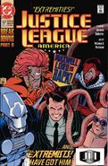 Justice League America 57
