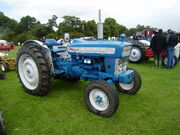 Ford 4000 -Concouse restoration ORA 967E-Driffield-P8100499
