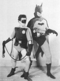 Batman (1943 Serial) Batman-Robin-1