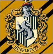 Hufflepuff colors