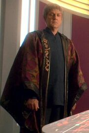 Kuvak in robes
