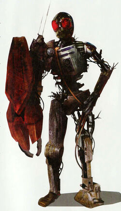 Junk Droid