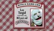 Muppet Lee Turgid