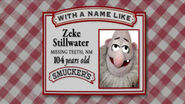 Muppet Zeke Stillwater