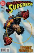Superboy Vol 4 43