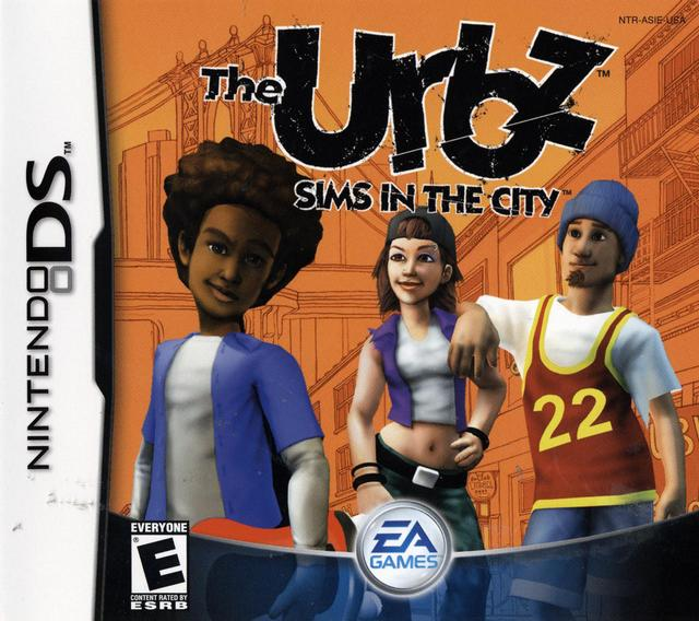 The+sims+urbz+ds