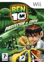 Foto Ben 10 Protector Of Earth