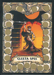 BCUS093Gleeta Spee
