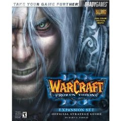 Warcraft III The Frozen Throne Official Strategy Guide