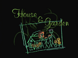 House &amp; Garden-Title Card