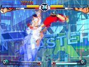 Ryu vs Ken 2nd Impact