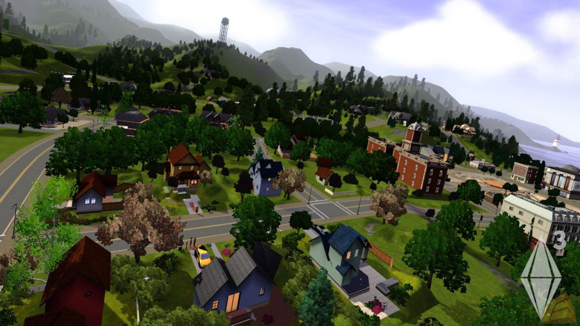 The Sims 3 worlds & list of lots in Excel Database | The Sims fan page