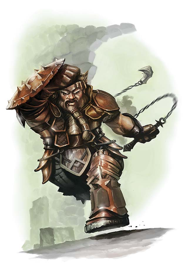 Classes of the Realms Battlerager_fighter_-_Brian_Hagan