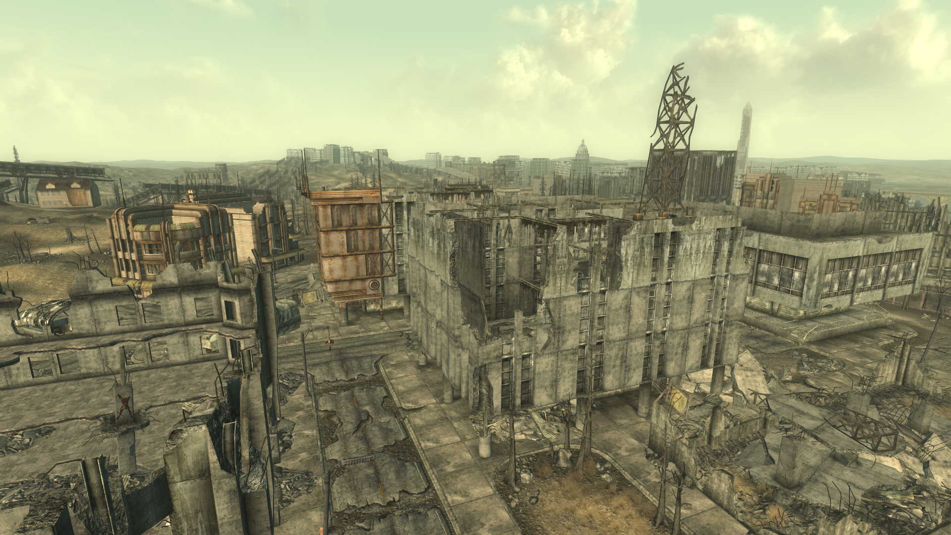Bethesda Ruins