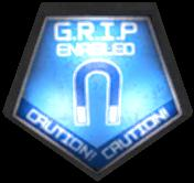 GRIP closeup