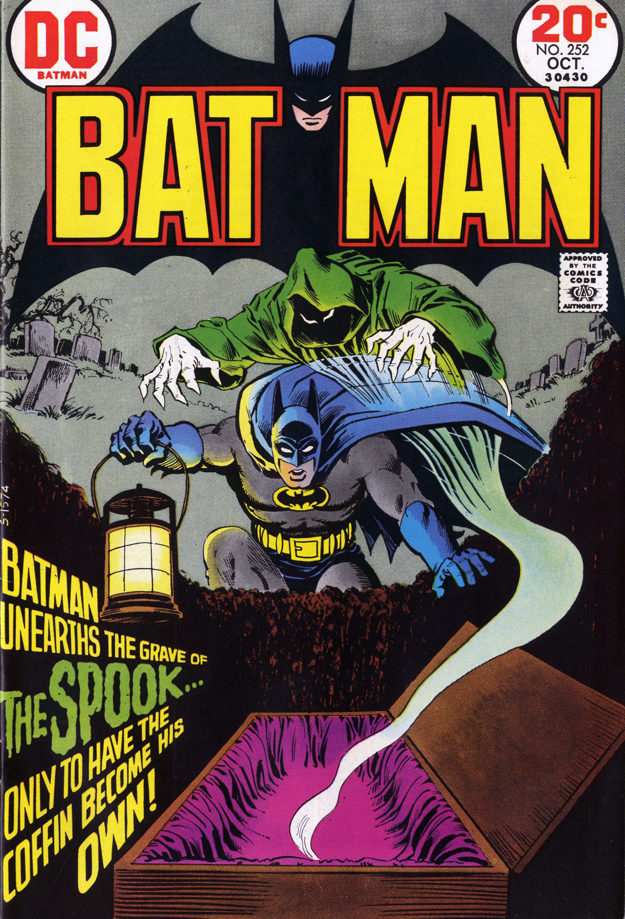 Classic Comic Covers - Page 3 Batman_252