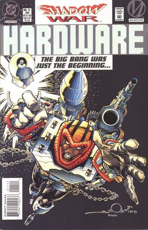 Cover for Hardware #11
