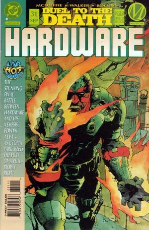 Cover for Hardware #31