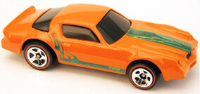 Camaro Z-28 - 07 Flying Customs