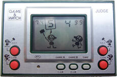 Game&amp;Watch judge