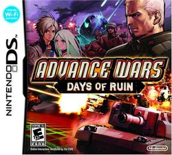 Advance Wars Days of Ruin (NA)