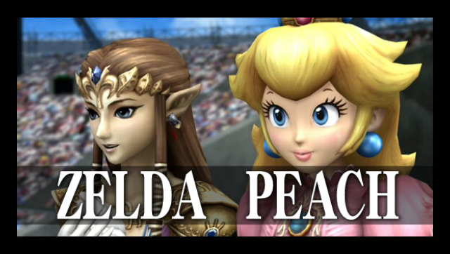 Subspace zelda peach