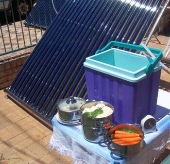 Solar Steamer 2