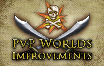 PvP world improvements