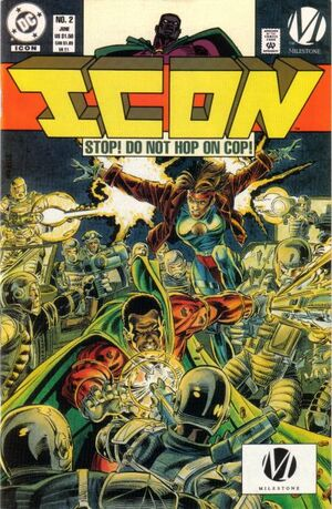 Cover for Icon #2