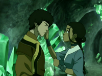 Zuko and Katara