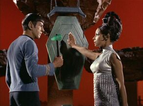 Spock and T'Pring