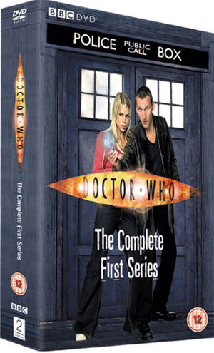 Complete first series re release uk dvd