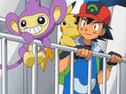 EP470 Ash llega a Sinnoh