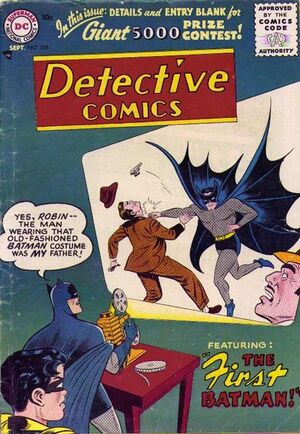 Cover for Detective Comics #234