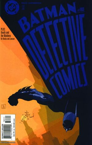 Cover for Detective Comics #783