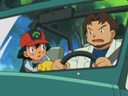 EP277 Ash y Abedul en el coche