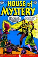House of Mystery v.1 10