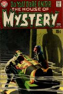 House of Mystery v.1 181