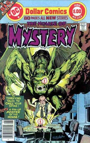 Cover for House of Mystery #252