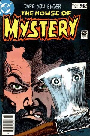 Cover for House of Mystery #276