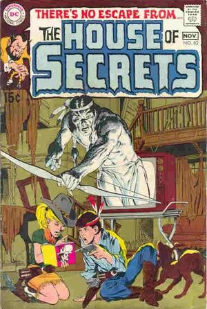 Cover for House of Secrets #82