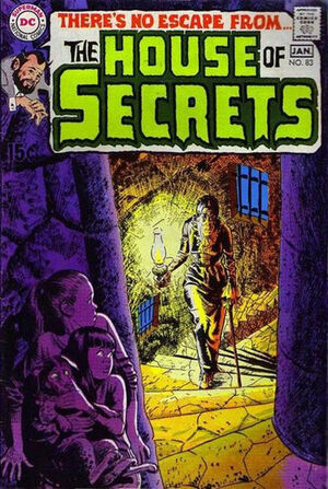 Cover for House of Secrets #83