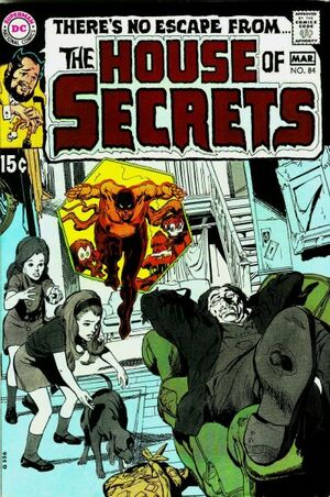 Cover for House of Secrets #84