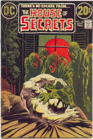 Cover for House of Secrets #100