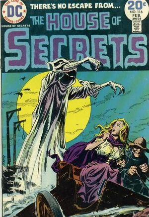 Cover for House of Secrets #116