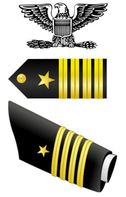 Captain Insignia