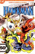 Shadow War of Hawkman 4