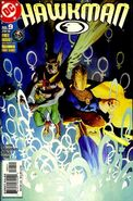 Hawkman Vol 4 9