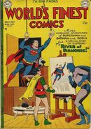 World's Finest Comics 52