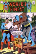 World&#39;s Finest Comics 186